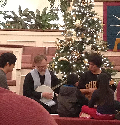 Pastor Tripp: December12
