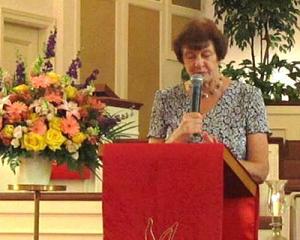 Carolyn Aker