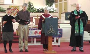 leading prayers in worship