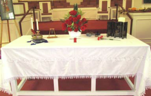 Worship Table