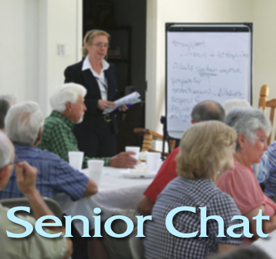 Senior Chat: December- Youth At Risk