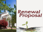Renewal Proposal