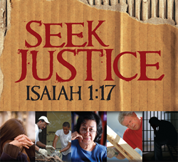 Seek Justice: America for Christ Offering