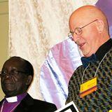 Bishop Christopher Senyonjo and Rev. Rick Mixion
