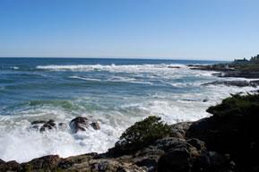 Ocean at Ogunquit, ME