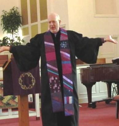 Rev. Rick Mixon