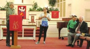 Youth Sunday 2015