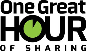 July Mission Offering: One Great Hour of Sharing