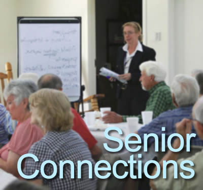 Senior Connections in January