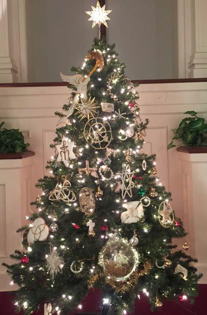 advent - tree