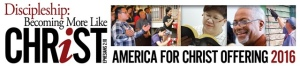 America for Christ offering