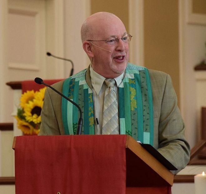 Pastor Rick Mixon