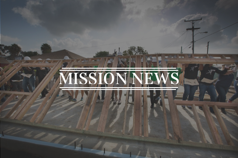 Mission Offering for June: Granholm Scholarship Fund (6/29/16)