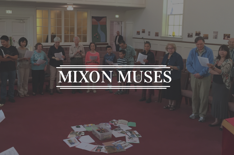 Mixon Muses: Blessed and Grateful