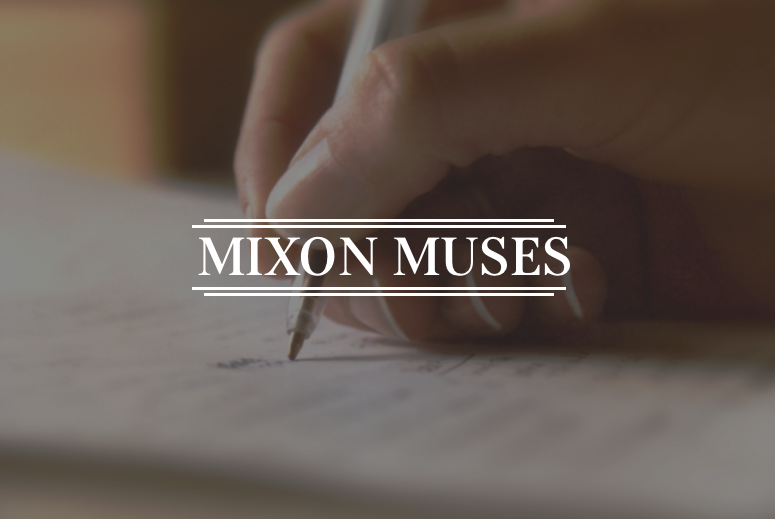 Mixon Muses: World Mission Month