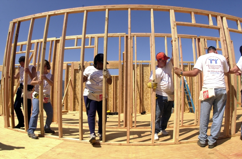 Mission Offering for August:Habitat